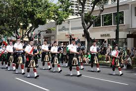 celebrating st patrick u0027s day in hawaii