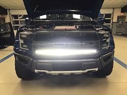 2017 f150 light bar 2017 2018 ford f 150 raptor light bar for grill w pat pending mount