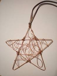 wire ornament 6 steps