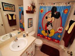 Disney Shower Curtains by Bathroom Kids Bathroom Accessories Disney Shower Curtains Small