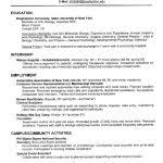 Perfect College Resume How To Build A Proper Resume College Resume Format 2016