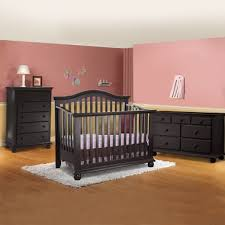 sorelle vista 3 piece nursery set 4 in 1 convertible crib