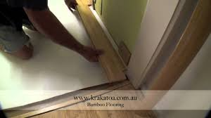 Laminate Flooring Click Lock Bedroom 2 Click Lock Bamboo Youtube