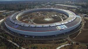 New Apple Headquarters Drone Videos Show Apple U0027s Campus 2 Nearing Completion