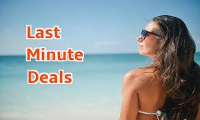 last minute travel deals guruescape