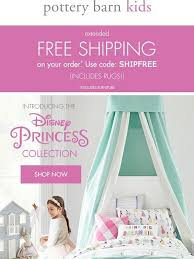 pottery barn kids our exclusive new disney princess collection