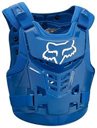 fox motocross chest protector fox racing proframe lc roost deflector revzilla