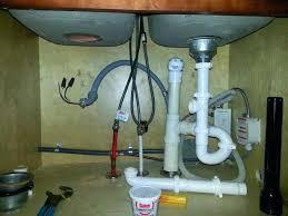 Install Disposal Kitchen Sink Garbage Disposal Dishwasher Connection Medium Size Of Plumbings