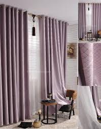 Lilac Curtains Lilacs For Your Homes Designinyou Living Room Singular