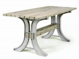 Large Patio Tables by 2x4 Basics Patio Table Legs 90152