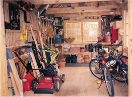 Garden Shed Ideas Interior How To Organize Your Storage Shed Ideas Home Furniture Ideas