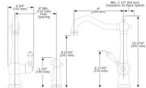 Brizo Tresa Kitchen Faucet Faucet Com 61136lf Rb In Venetian Bronze By Brizo