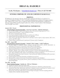 Resume For Paralegal With No Experience Paralegal Resume Sample Template