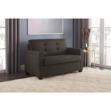 twin sleeper sofa pleasing sofa sleeper twin brown soft color