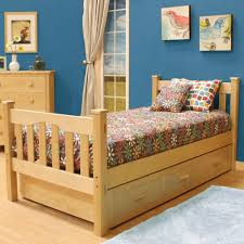pop up trundle bed frame u2013 nice accent for playful bedroom homesfeed