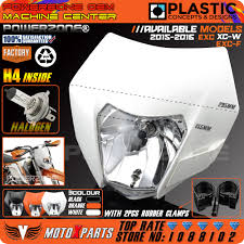 ktm motocross helmets motorcycle dirt bike motocross supermoto universal headlight with