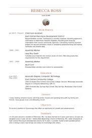Resume For Child Care Director Cv Childcare Coinfetti Co