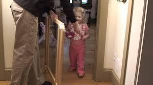 Summer Infant Banister Gate Baby Safety Gate Highlights From Summer Infant Youtube