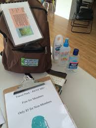 discovery bags one world conservation center