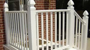 vinyl railings vinyl railing vinyl porch railing vinyl railing