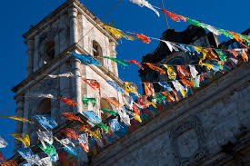 Flag Of Mexico Picture Mexico Die Bildermacher