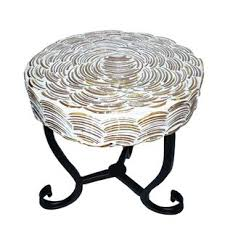 outdoor mosaic accent table outdoor mosaic accent table wayfair