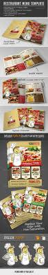 flyer menu template 75 restaurant food menus graphic designs 2014 part 2