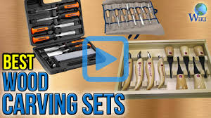 Beginners Wood Carving Sets Uk by Top 9 Wood Carving Sets Of 2017 Video Review