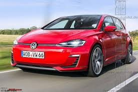 gti volkswagen 2018 the 2018 volkswagen golf mk8 team bhp