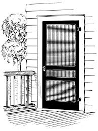 B And Q Exterior Doors by Screen Door Wikipedia