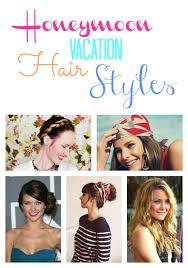 hair styles for vacation 5 easy vacation hair styles nina marie blog