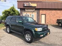 how much is a 1999 toyota 4runner worth 1999 toyota 4runner for sale carsforsale com