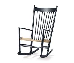 Rocking Chair Makers J16 Rocking Chair Armchairs From Fredericia Furniture Architonic