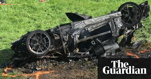 richard hammond airlifted to hospital following car crash in