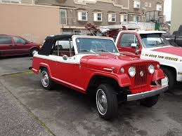 classic jeep convertible cohort outtake jeepster commando custom convertible