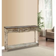 pulaski furniture breakfront multi tone ivory juliet storage
