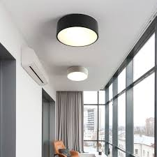 new white u0026black round modern pendant light minimalist e27 led