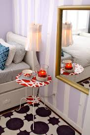 Small Bedroom Side Table Ideas Gorgeous Girls Small Bedroom Inspiring Design Presents Comfortable