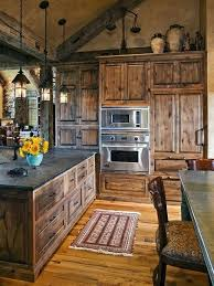 rustic kitchen furniture 25 best country kitchen decorating ideas on rustic