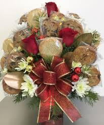 edible bouquet cookie christmas edible bouquet in springfield il flowers by