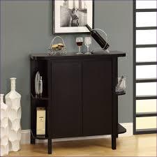 Metal Bar Cabinet Bar Cabinet Furniture Lafayette Black Bar With Sliding Top Our