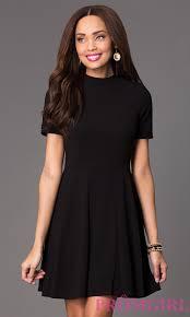 sleeved black dress sleeve black dress dress fa