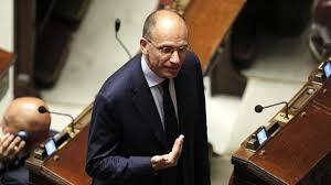 letta si dimette enrico letta si dimette da deputato l applauso dell aula