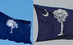 Flag With Tree And Moon Stop Changing Sc Flag The State