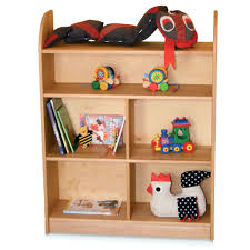 wooden meubles low bookcase contemporary wooden child s woodland