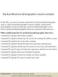 Football Coaching Resume Samples by Resume Of A Professional Photographer