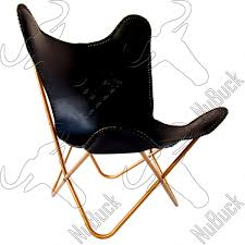 Black Butterfly Chair Buy Online Black Leather Butterfly Chair Wholesale Retailer