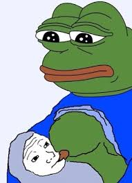 Sad Frog Meme - tumblr
