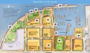 11 fan pier boulevard master site plan twenty two liberty at fan pier boston