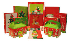 wrapped gift boxes christmas gift box set kit contains gift boxes gift